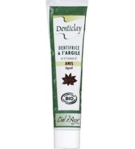 Dentifrice argile anis 75ml