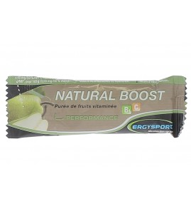 BARRES NATURAL BOOST POIRE 30G