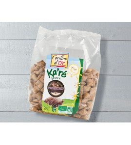 KA'RÉ FOURRÉS CHOCOLINETTE 375G GRILLON D'OR