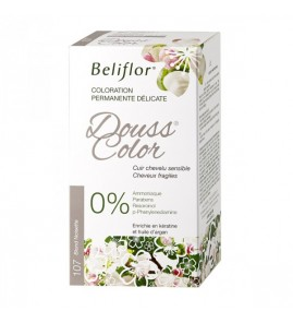 Coloration Dousscolor - Blond Noisette n°107 Beliflor