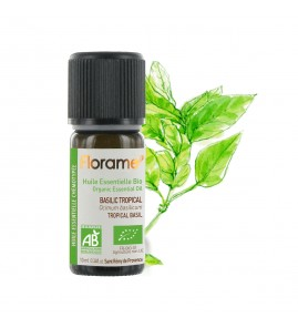 HE BASILIC TROPICAL 10 ML FLORAME