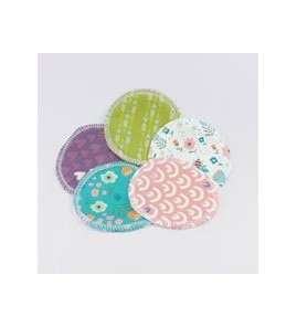 Petits Bourgeons  DISQUE A DEMAQUILLER X5