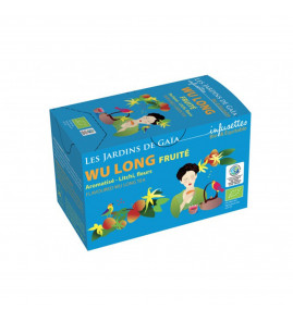THE OOLONG 24 INFUSETTES 48GR GAIA
