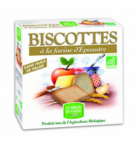 BISCOTTES EPEAUTRE 270G MOULIN PIVERT